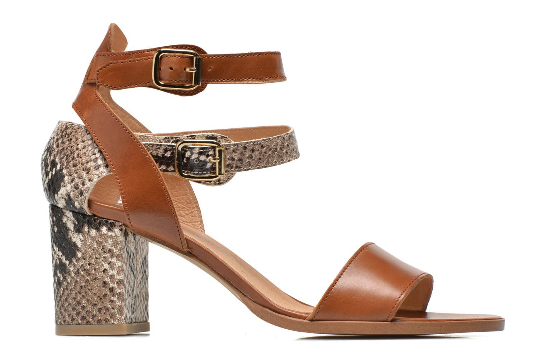 Sandales et nu-pieds Made by SARENZA Discow Girl #3 Marron vue détail/paire