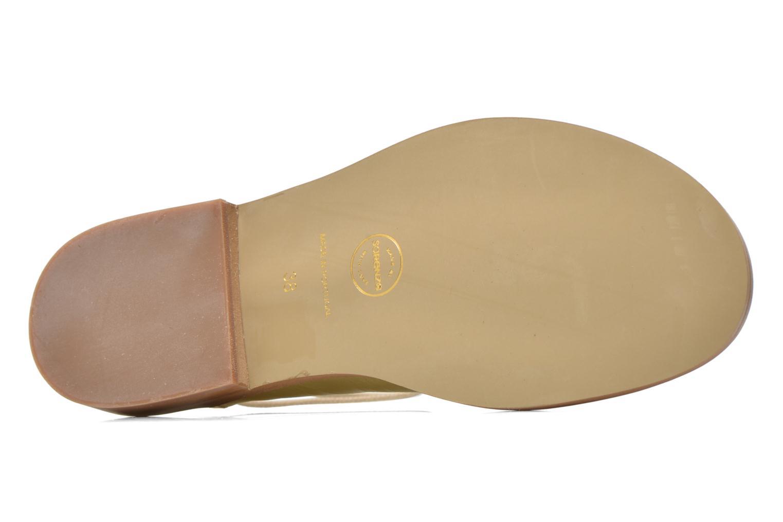 Sandales et nu-pieds Made by SARENZA Discow Girl #4 Or et bronze vue gauche