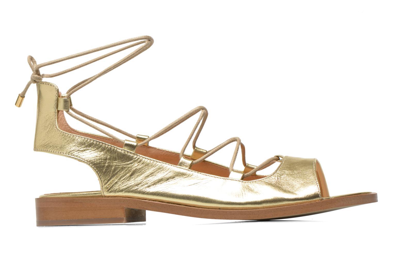 Sandales et nu-pieds Made by SARENZA Discow Girl #4 Or et bronze vue détail/paire