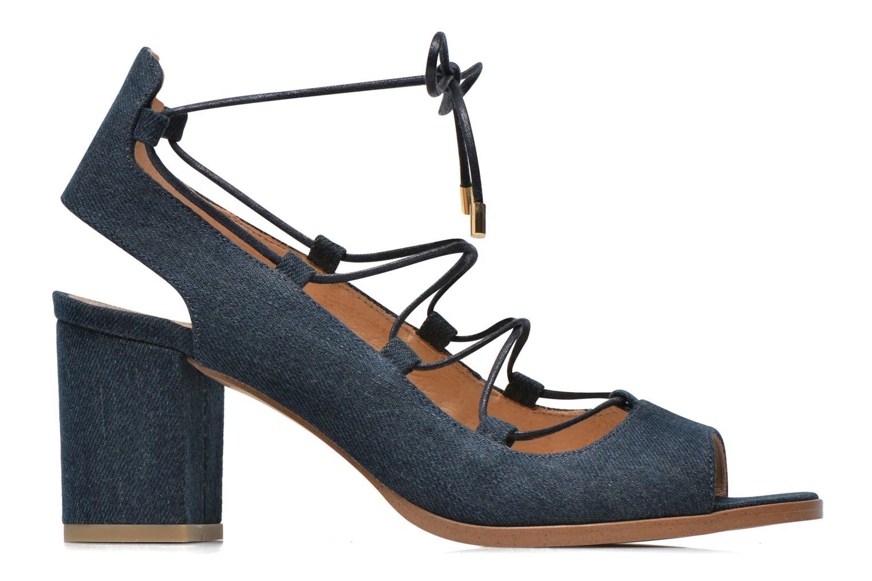 Sandalias Made by SARENZA Discow Girl #5 Azul vista de detalle / par