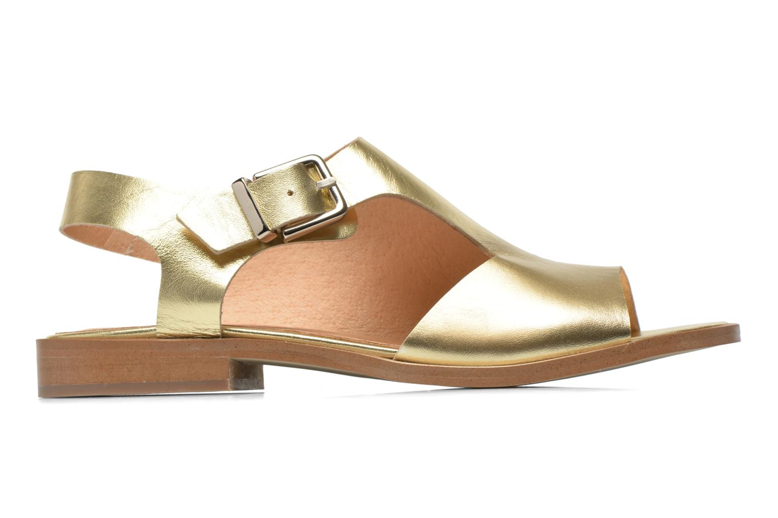 Sandals Made by SARENZA Menthe Hello #13 Bronze and Gold detailed view/ Pair view