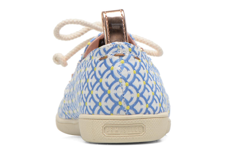 Baskets Armistice Stone One Cell W Bleu vue droite