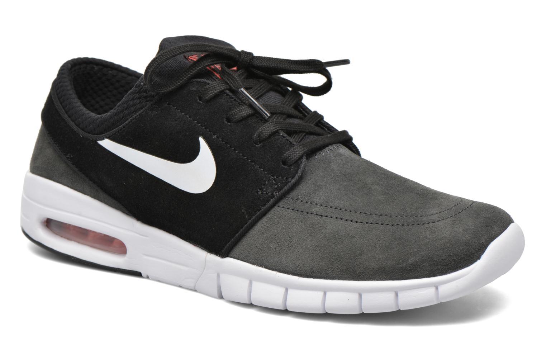 Nike SB (Gris) Stefan Janoski Max L (Gris) SB Chaussures de sport chez bf5f6f