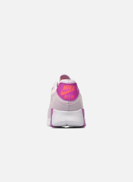 Baskets Nike W Air Max 90 Ultra Essential Violet vue droite