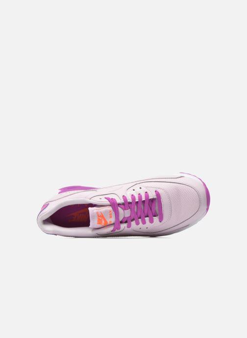 Baskets Nike W Air Max 90 Ultra Essential Violet vue gauche