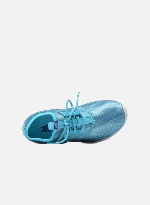 Deportivas Nike Wmns Nike Juvenate Print Azul vista lateral izquierda