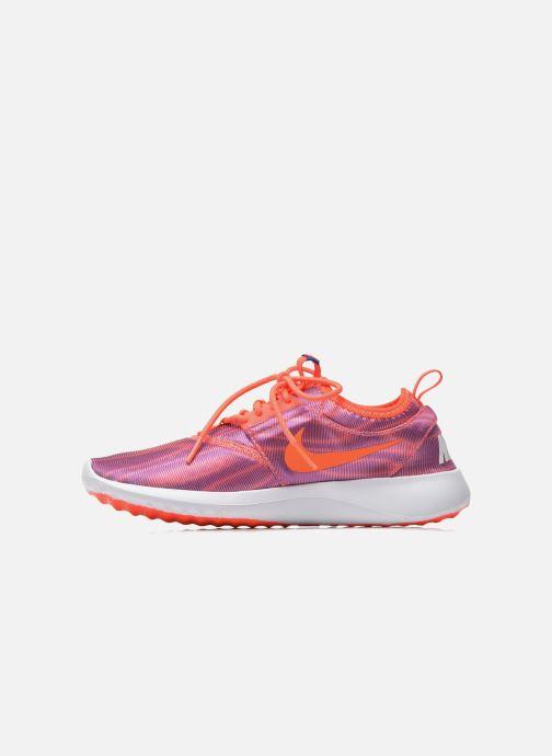 Sneaker Nike Wmns Nike Juvenate Print lila ansicht von vorne