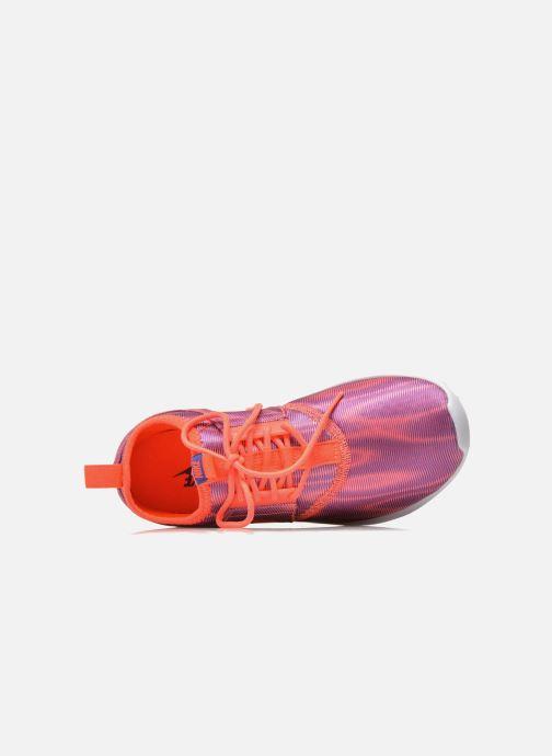 Baskets Nike Wmns Nike Juvenate Print Violet vue gauche