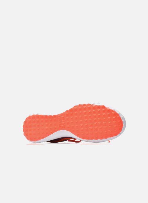 Sneaker Nike Wmns Nike Juvenate Print lila ansicht von oben