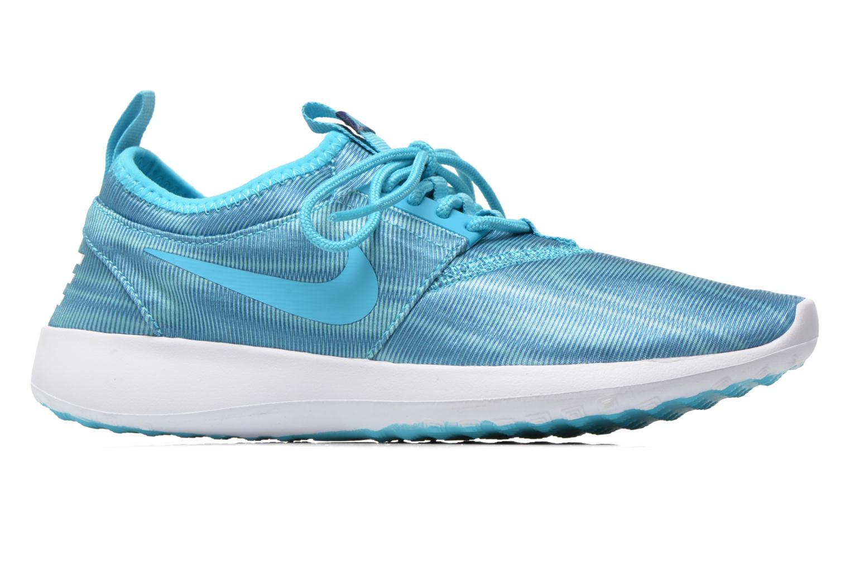 Baskets Nike Wmns Nike Juvenate Print Bleu vue derrière