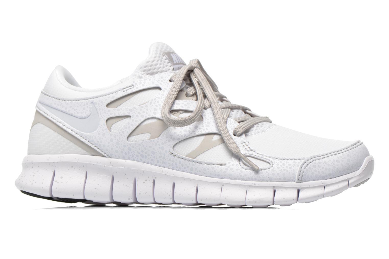 Sneakers Nike Nike Free Run 2 Prm Wit achterkant