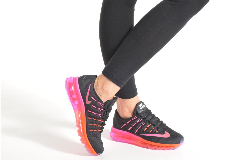 Chaussures de sport Nike Wmns Nike Air Max 2016 Bleu vue bas / vue portée sac