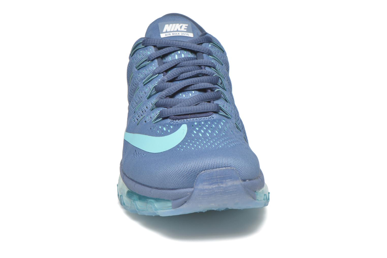 Chaussures de sport Nike Wmns Nike Air Max 2016 Bleu vue portées chaussures