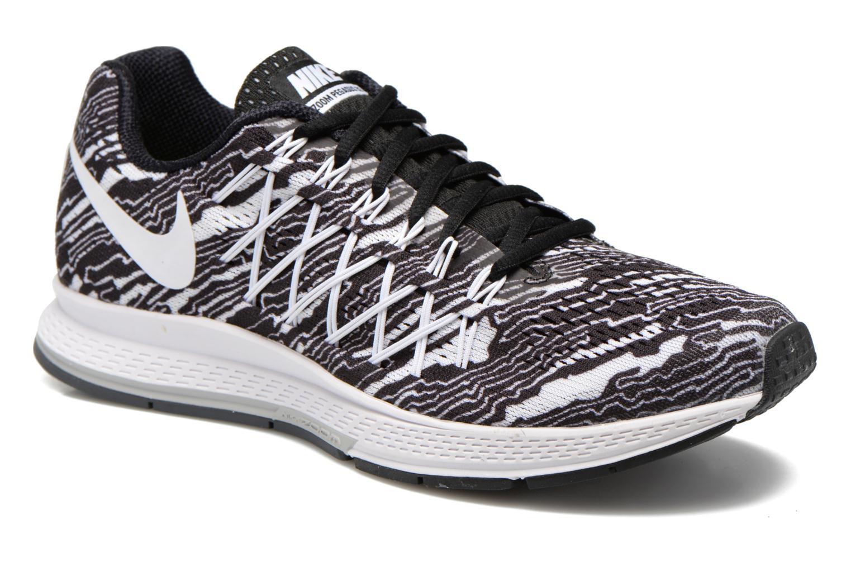 low priced c168a 6d87f Chaussures de sport Nike Nike Air Zoom Pegasus 32 Print Noir vue  détailpaire