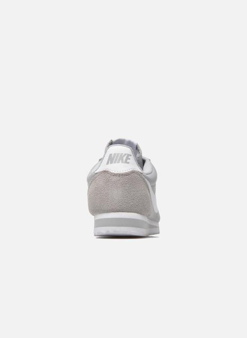 Sneaker Nike Classic Cortez Nylon grau ansicht von rechts