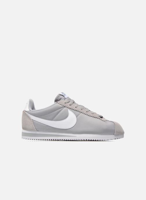 Sneaker Nike Classic Cortez Nylon grau ansicht von hinten