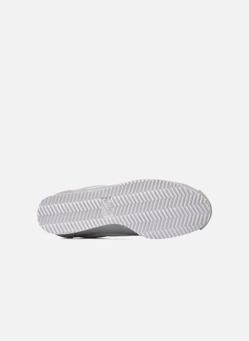 Sneaker Nike Classic Cortez Nylon grau ansicht von oben