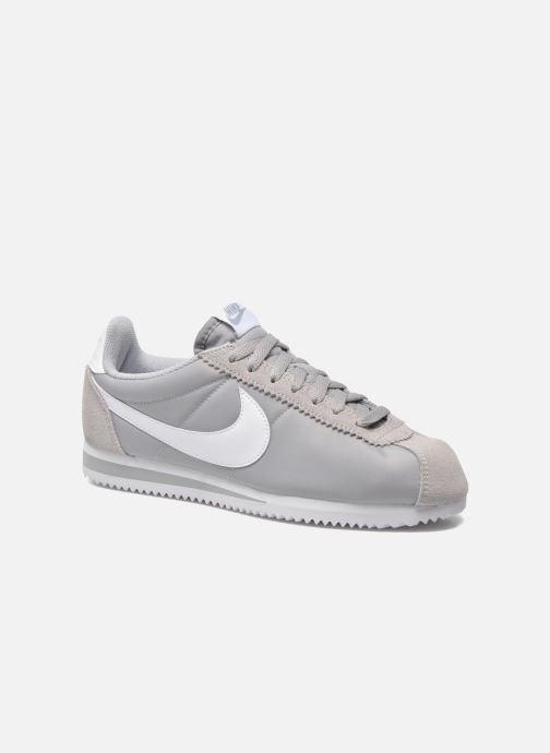 Sneaker Nike Classic Cortez Nylon grau detaillierte ansicht/modell