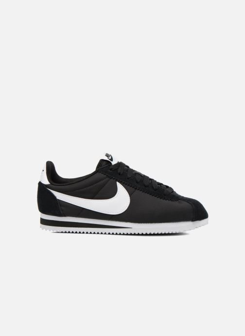 Trainers Nike Classic Cortez Nylon Black back view