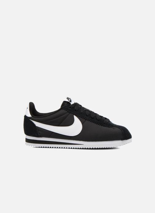 Sneakers Nike Classic Cortez Nylon Nero immagine posteriore