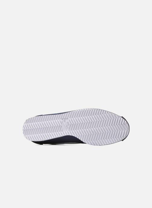 Sneaker Nike Classic Cortez Nylon blau ansicht von oben