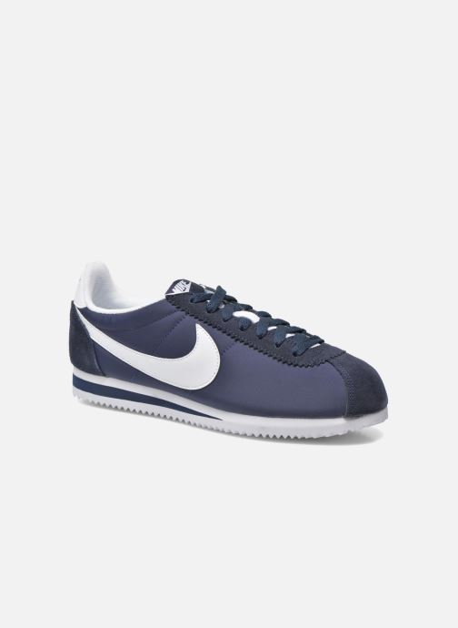 the latest 9b467 e7758 Trainers Nike Classic Cortez Nylon Blue detailed view  Pair view