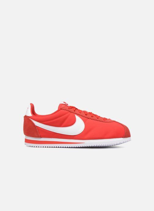 Sneaker Nike Classic Cortez Nylon rot ansicht von hinten