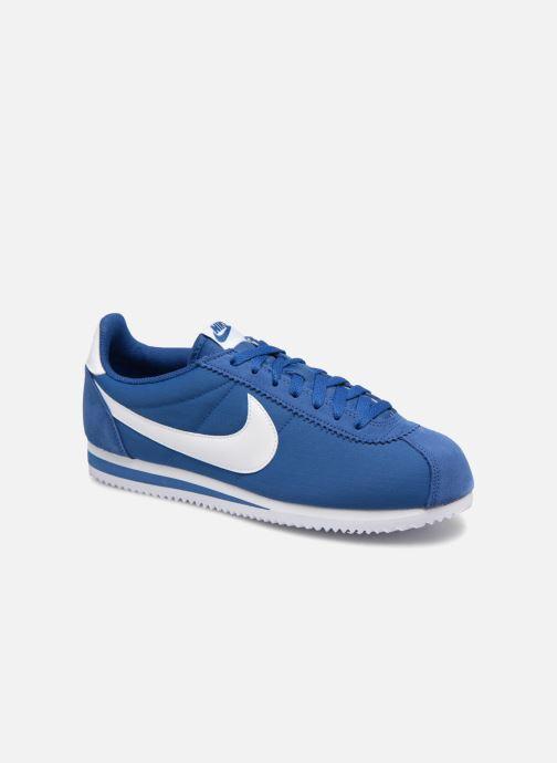 Sneaker Nike Classic Cortez Nylon blau detaillierte ansicht/modell