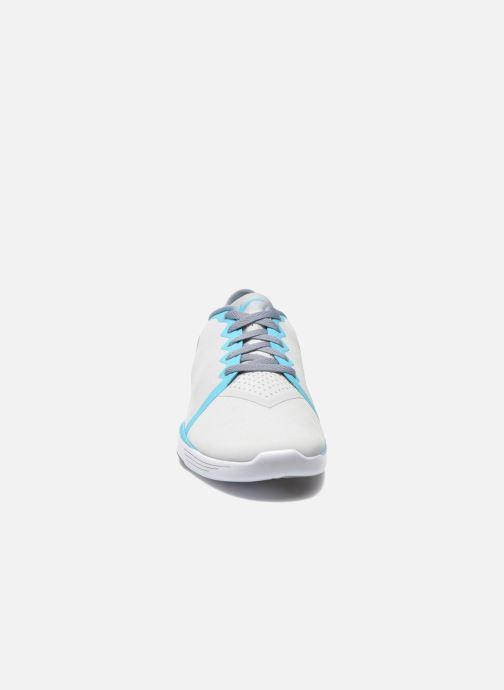 new style f6509 f06a4 Chaussures de sport Nike Wmns Nike Lunar Sculpt Gris vue portées chaussures
