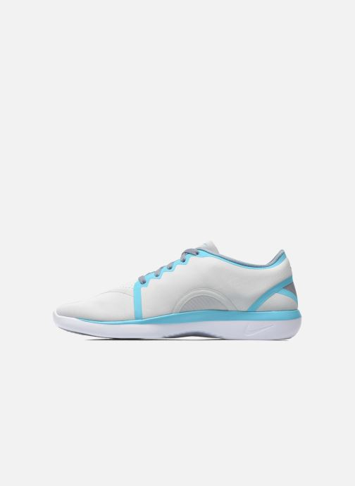 online retailer d07a8 05156 Chaussures de sport Nike Wmns Nike Lunar Sculpt Gris vue face