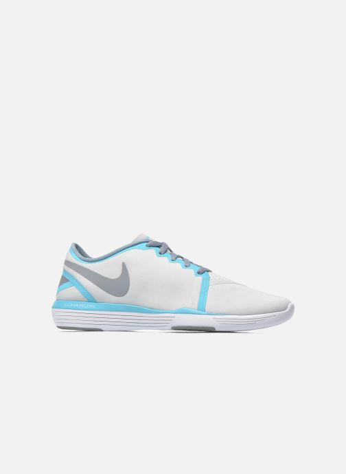 Sportschuhe Nike Wmns Nike Lunar Sculpt grau ansicht von hinten