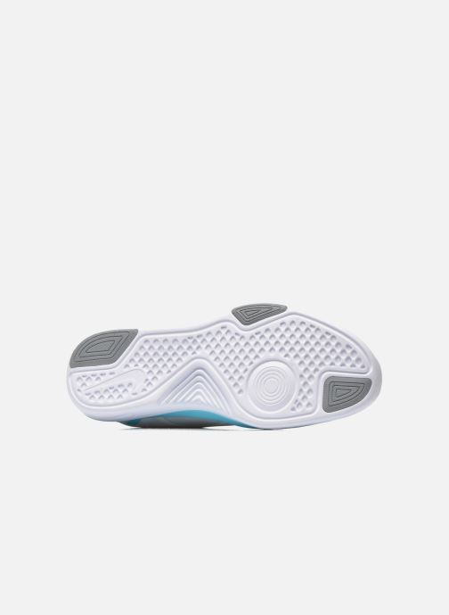 Chaussures de sport Nike Wmns Nike Lunar Sculpt Gris vue haut
