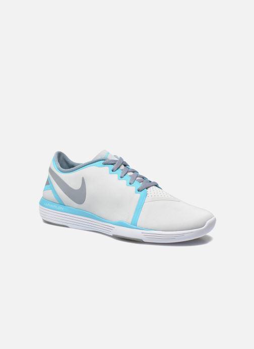 Chaussures de sport Nike Wmns Nike Lunar Sculpt Gris vue détail/paire
