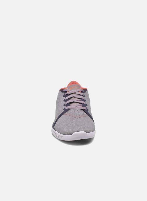 Chaussures de sport Nike Wmns Nike Lunar Sculpt Violet vue portées chaussures