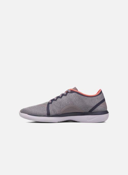 Sportschuhe Nike Wmns Nike Lunar Sculpt lila ansicht von vorne