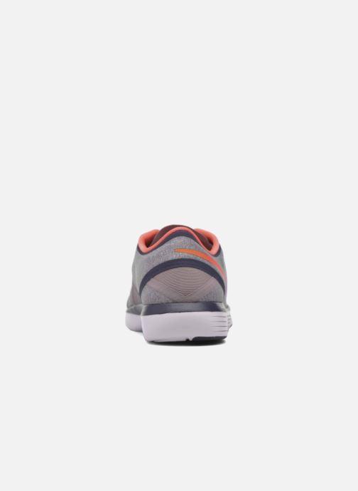Sportschuhe Nike Wmns Nike Lunar Sculpt lila ansicht von rechts