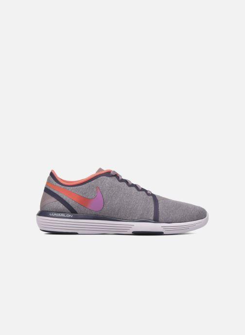 Chaussures de sport Nike Wmns Nike Lunar Sculpt Violet vue derrière