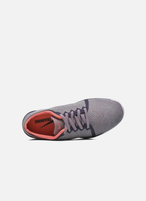Sportschuhe Nike Wmns Nike Lunar Sculpt lila ansicht von links