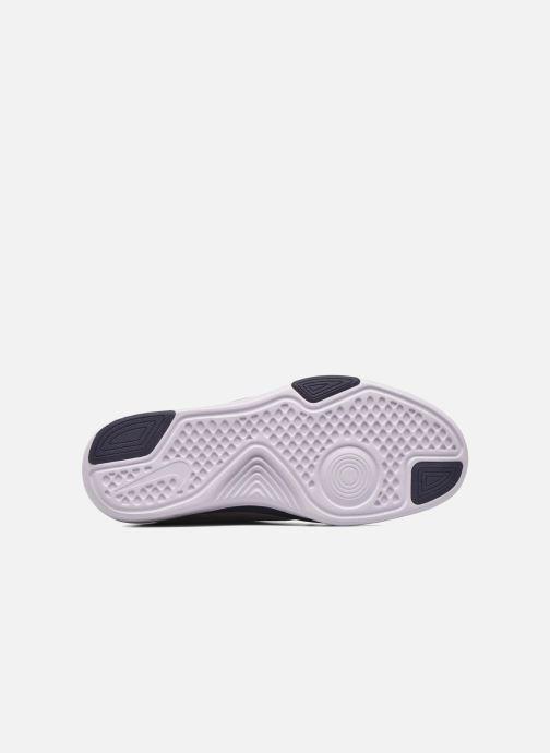Sportschuhe Nike Wmns Nike Lunar Sculpt lila ansicht von oben