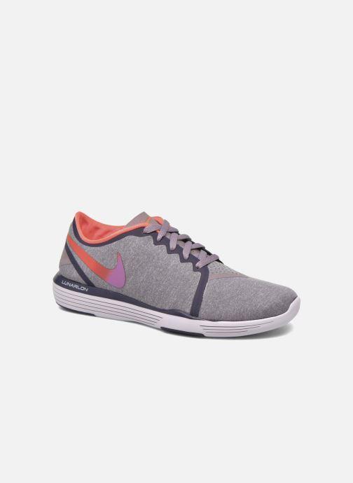 Chaussures de sport Nike Wmns Nike Lunar Sculpt Violet vue détail/paire