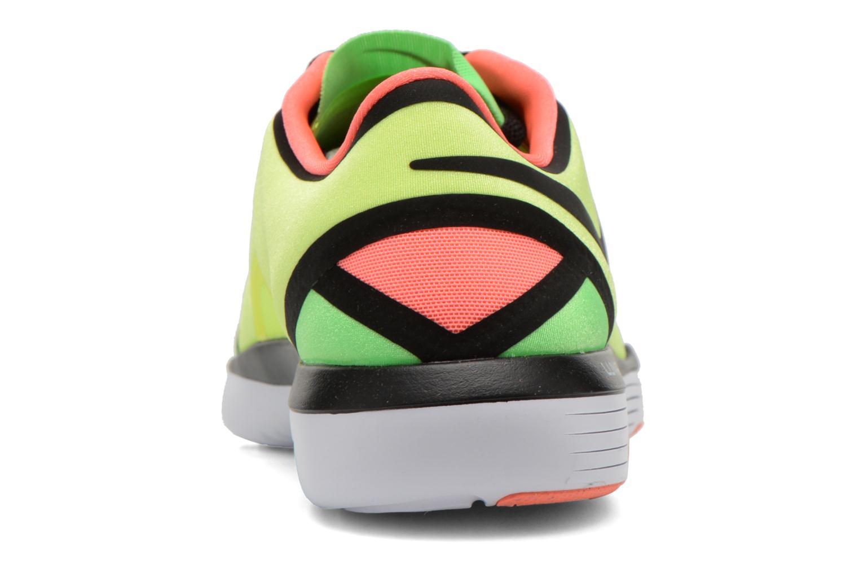 Chaussures de sport Nike Wmns Nike Lunar Sculpt Multicolore vue droite
