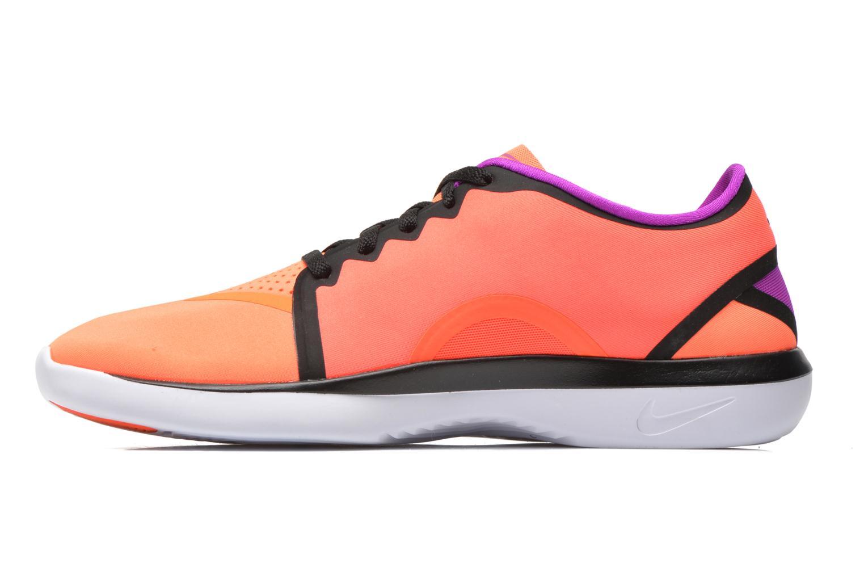 Chaussures de sport Nike Wmns Nike Lunar Sculpt Orange vue face