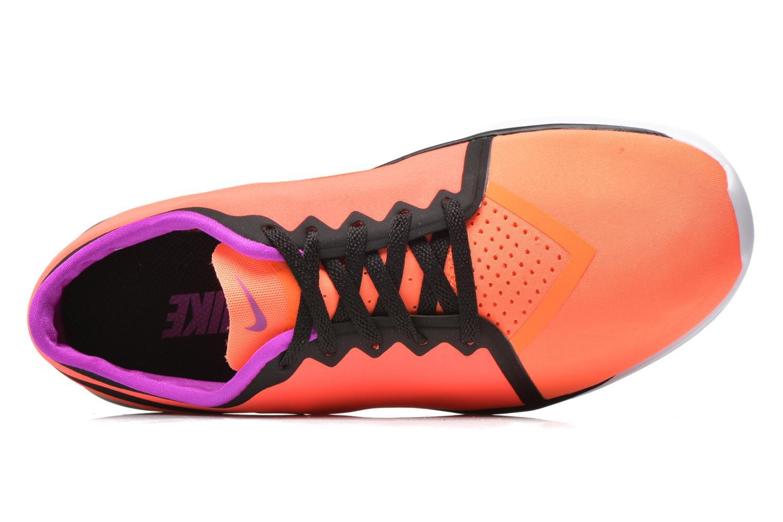 Chaussures de sport Nike Wmns Nike Lunar Sculpt Orange vue gauche