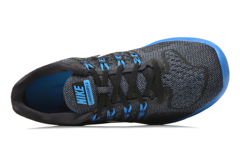 Chaussures de sport Nike Nike Lunartempo 2 Noir vue gauche