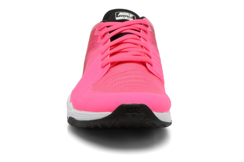 Chaussures de sport Nike W Nike Dual Fusion Tr 4 Print Rose vue portées chaussures