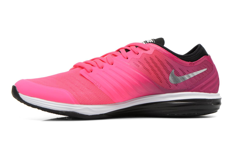 Chaussures de sport Nike W Nike Dual Fusion Tr 4 Print Rose vue face