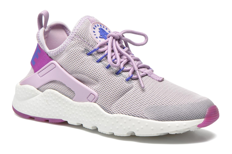 Baskets Nike W Air Huarache Run Ultra Violet vue détail/paire