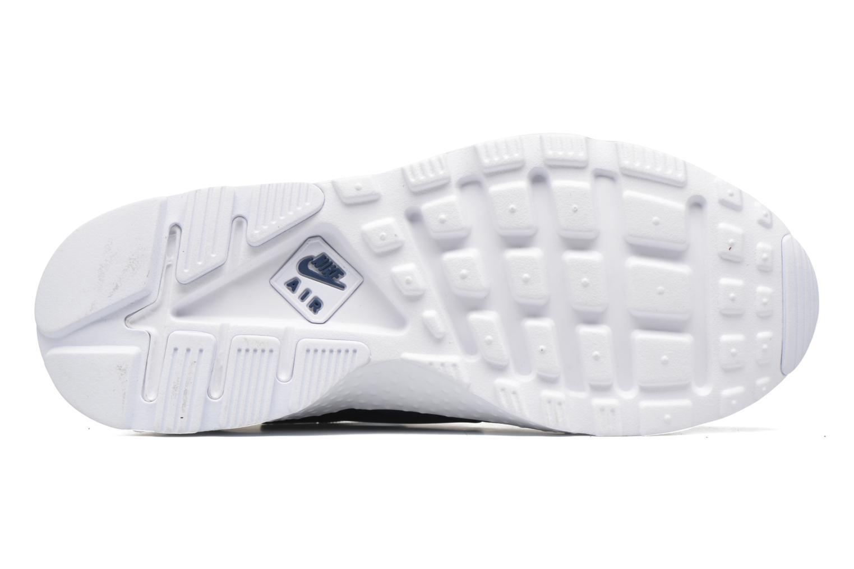 Baskets Nike W Air Huarache Run Ultra Bleu vue haut