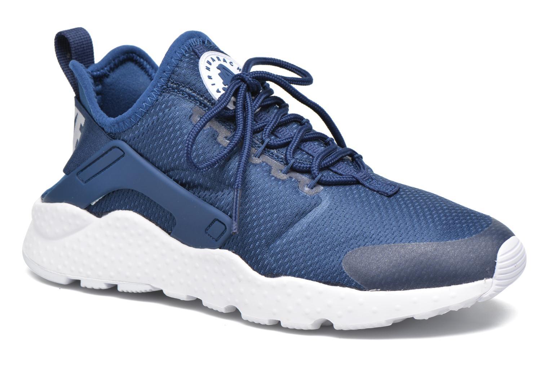 Baskets Nike W Air Huarache Run Ultra Bleu vue détail/paire