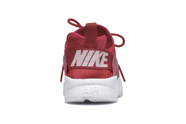 Baskets Nike W Air Huarache Run Ultra Rouge vue droite